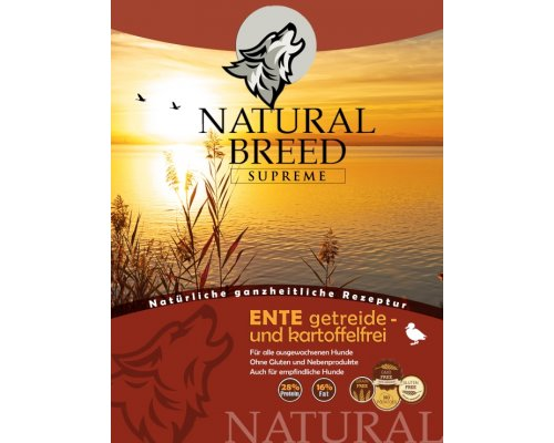 Natural Breed- Getreide & Kartoffelfrei